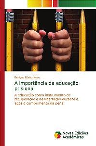 A importância da educação prisional