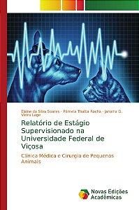 Relatório de Estágio Supervisionado na Universidade Federal