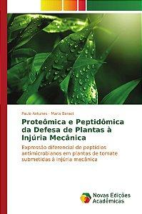 Proteômica e Peptidômica da Defesa de Plantas à Injúria Mecâ