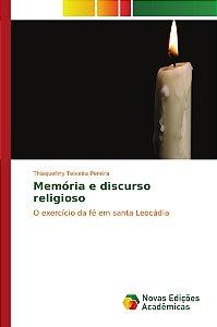 Memória e discurso religioso