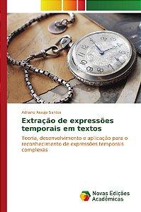 Extração de expressões temporais em textos