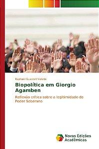 Biopolítica em Giorgio Agamben