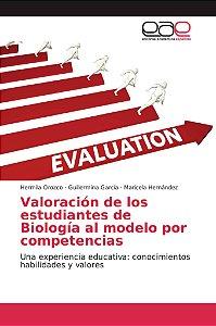 Valoración de los estudiantes de Biología al modelo por comp