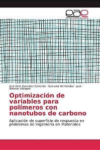 Optimización de variables para polímeros con nanotubos de ca