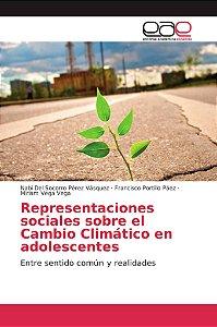 Representaciones sociales sobre el Cambio Climático en adole