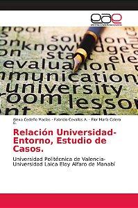 Relación Universidad-Entorno