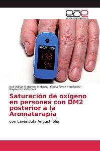 Saturación de oxígeno en personas con DM2 posterior a la Aro
