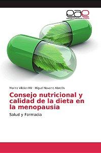 Consejo nutricional y calidad de la dieta en la menopausia