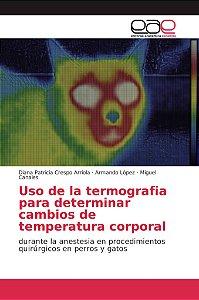 Uso de la termografia para determinar cambios de temperatura