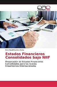 Estados Financieros Consolidados bajo NIIF