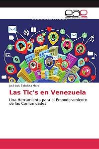Las Tic's en Venezuela