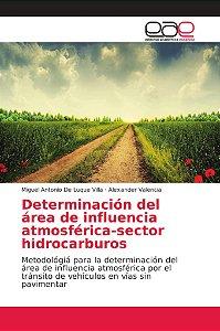 Determinación del área de influencia atmosférica-sector hidr