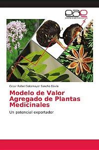 Modelo de Valor Agregado de Plantas Medicinales