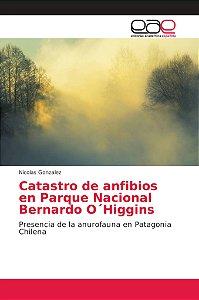 Catastro de anfibios en Parque Nacional Bernardo O´Higgins
