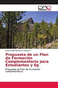 Propuesta de un Plan de Formación Complementario para Estudi
