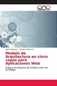 Modelo de Arquitectura en cinco capas para Aplicaciones Web
