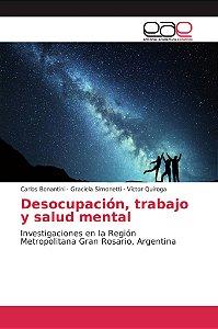 Desocupación, trabajo y salud mental