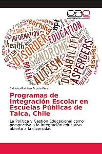 Programas de Integración Escolar en Escuelas Públicas de Tal