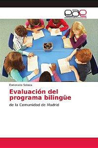 Evaluación del programa bilingüe