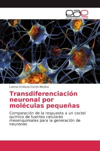 Transdiferenciación neuronal por moléculas pequeñas