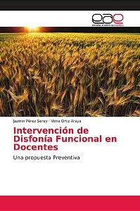 Intervención de Disfonía Funcional en Docentes