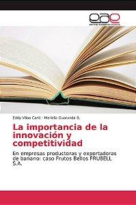 La importancia de la innovación y competitividad