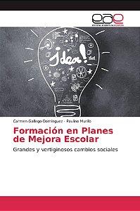 Formación en Planes de Mejora Escolar