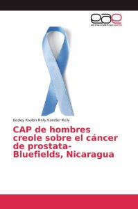 CAP de hombres creole sobre el cáncer de prostata-Bluefields
