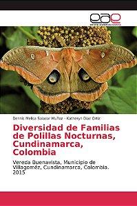 Diversidad de Familias de Polillas Nocturnas, Cundinamarca,