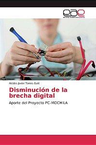 Disminución de la brecha digital