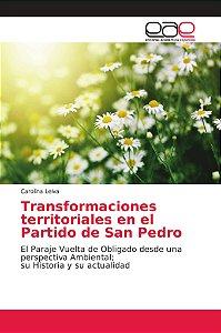 Transformaciones territoriales en el Partido de San Pedro