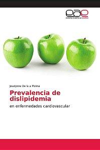 Prevalencia de dislipidemia