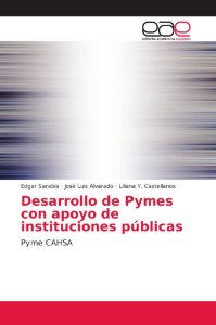 Desarrollo de Pymes con apoyo de instituciones públicas