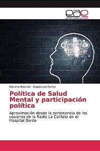 Política de Salud Mental y participación política