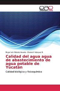 Calidad del agua agua de abastecimiento de agua potable de Y