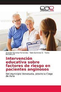 Intervención educativa sobre factores de riesgo en pacientes