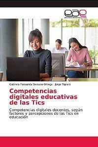 Competencias digitales educativas de las Tics