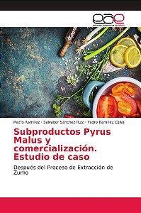 Subproductos Pyrus Malus Después del Proceso de Extracción d