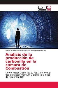 Análisis de la producción de carbonilla en la cámara de Comb