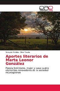Aportes literarios de Marta Leonor González