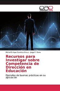 Recursos para Investigar sobre Competencia de Dirección en E