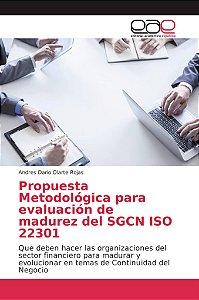 Propuesta Metodológica para evaluación de madurez del SGCN I