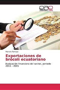 Exportaciones de brócoli ecuatoriano