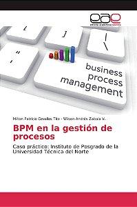 BPM en la gestión de procesos