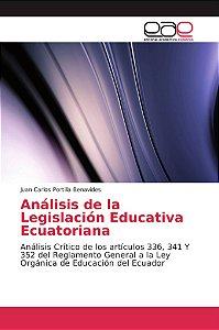 Análisis de la Legislación Educativa Ecuatoriana