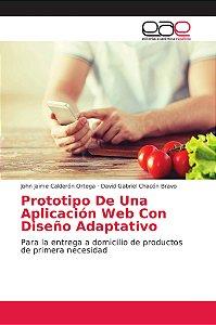 Prototipo De Una Aplicación Web Con Diseño Adaptativo