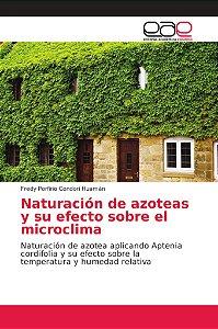 Naturación de azoteas y su efecto sobre el microclima