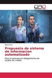 Propuesta de sistema de informacion automatizado