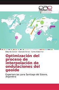 Optimización del proceso de interpolación de ondulaciones de