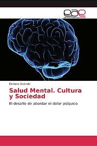 Salud Mental. Cultura y Sociedad